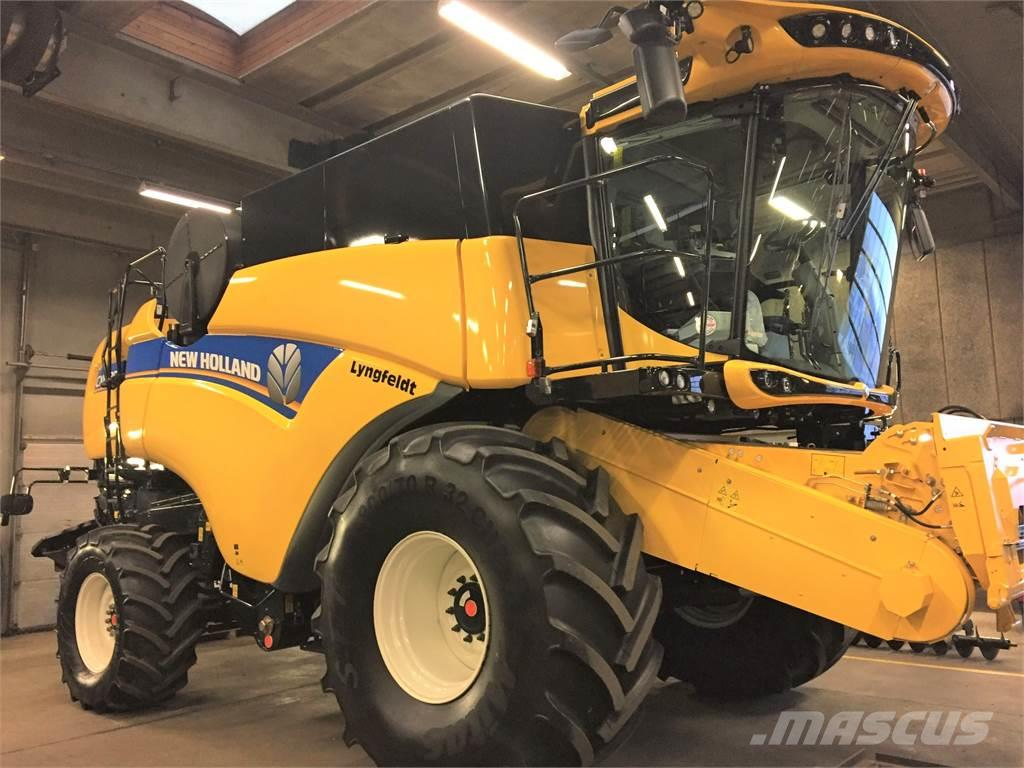New Holland CX8.85 SLH