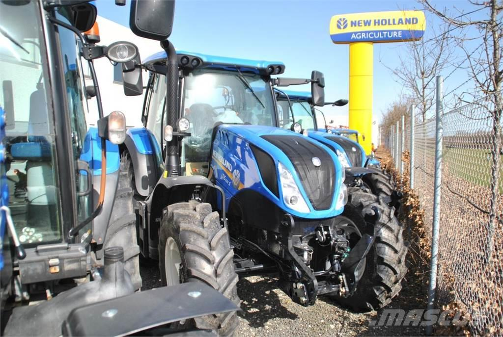 New Holland T6.125 FRONTLIFT