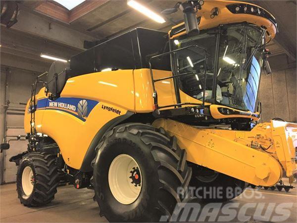 New Holland CX8.85 SLH