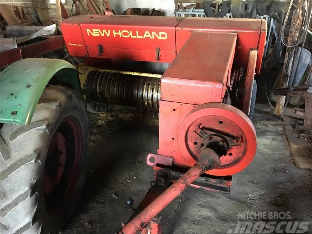 New Holland 268