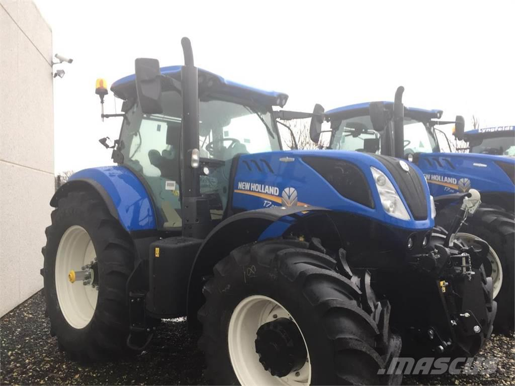 New Holland T7.245 AUTO COMMAND