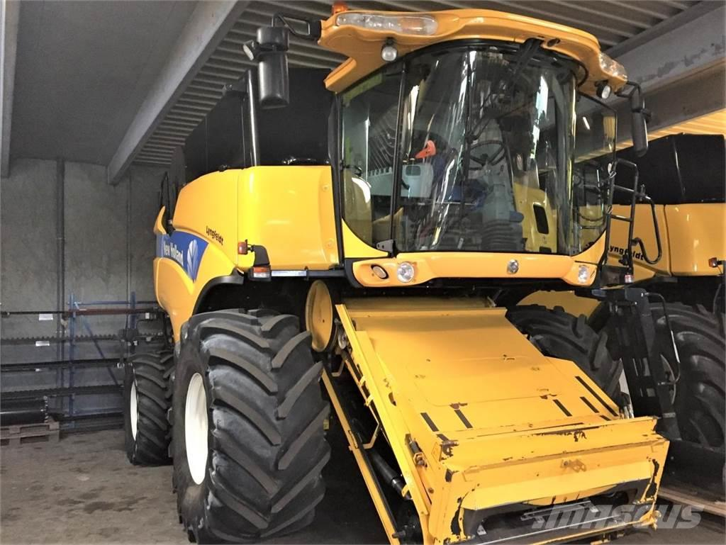 New Holland CX8080 FSH