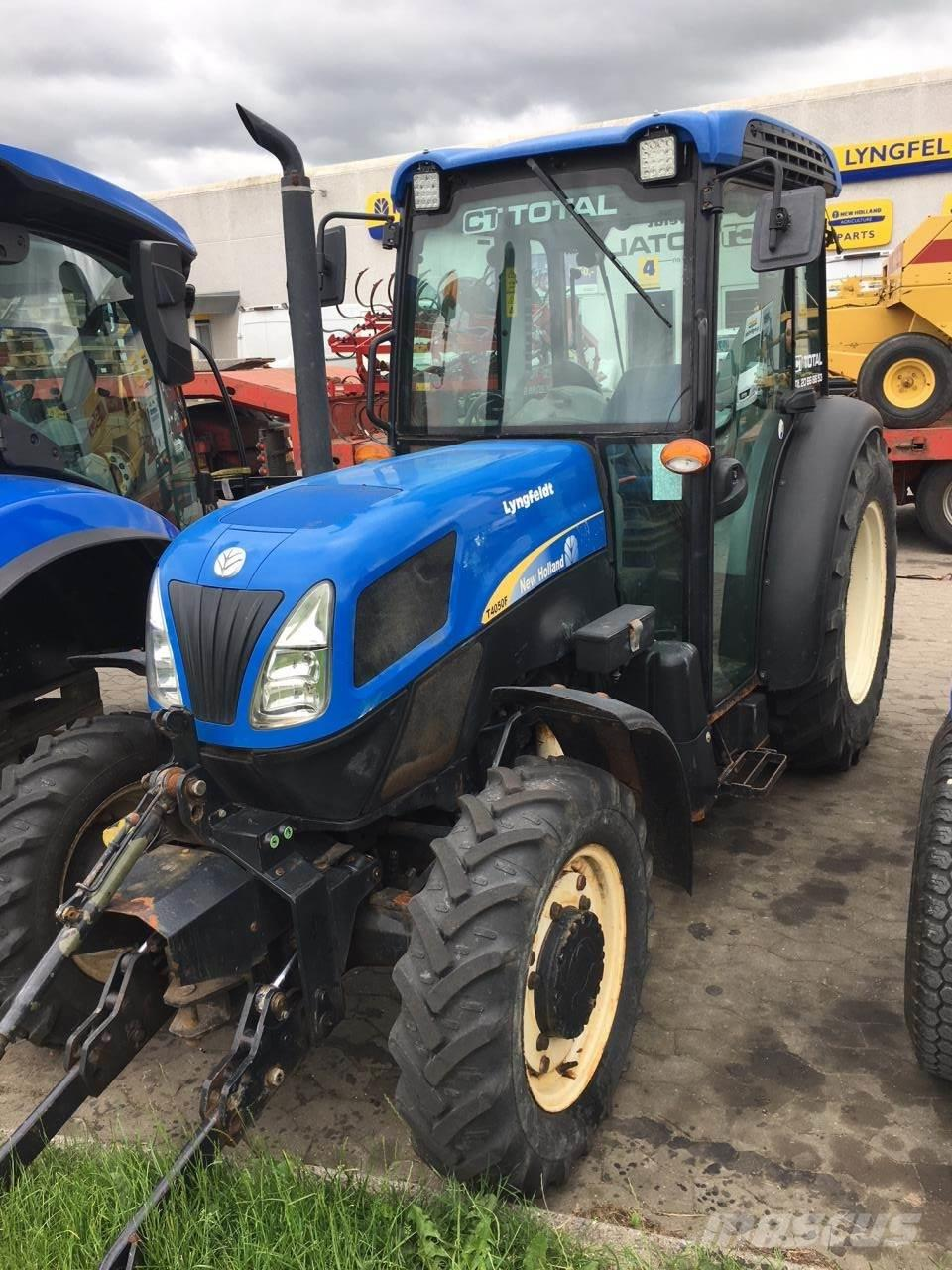 New Holland Tractor Serial Number Location