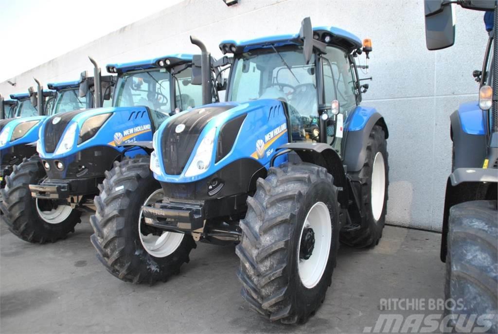 New Holland T6.155 TIER 4B KEY