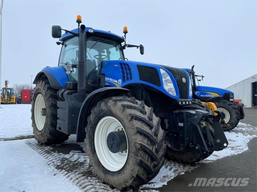 New Holland T8.420 AUTO COMMAND