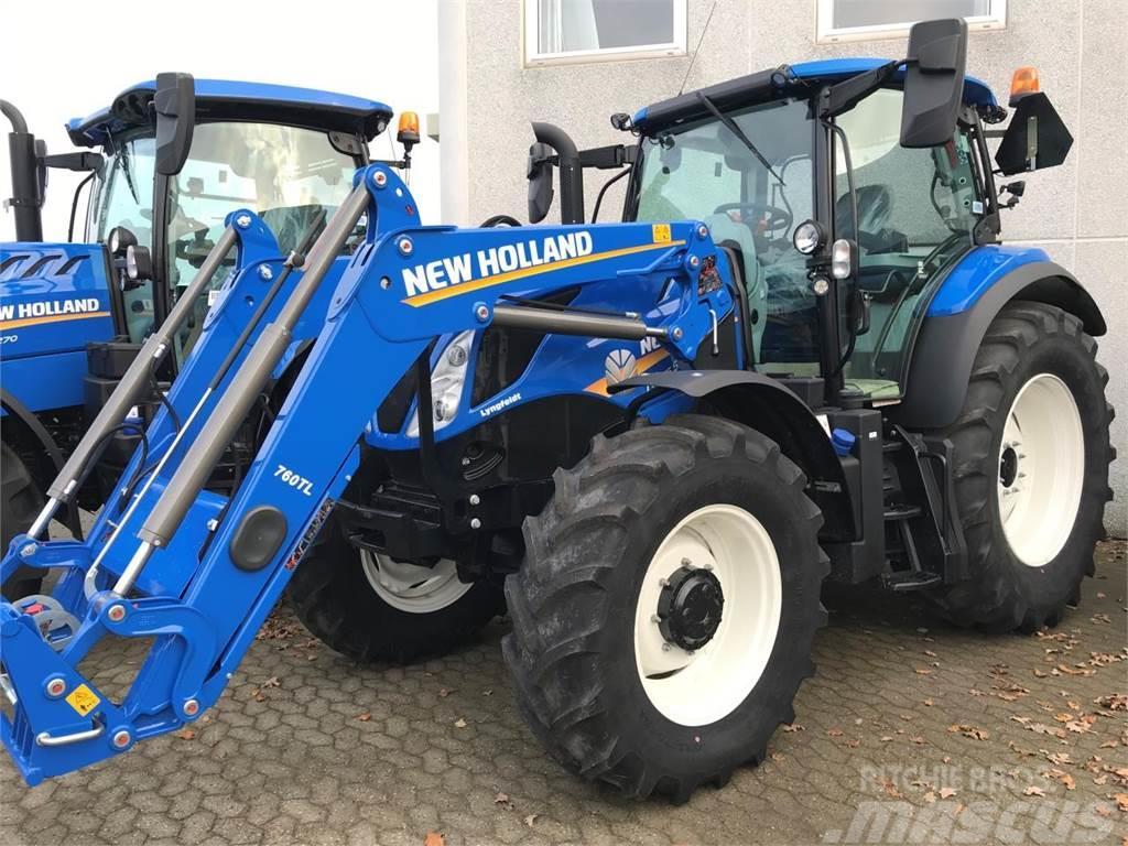New Holland T6.125 LÆSSERKLAR