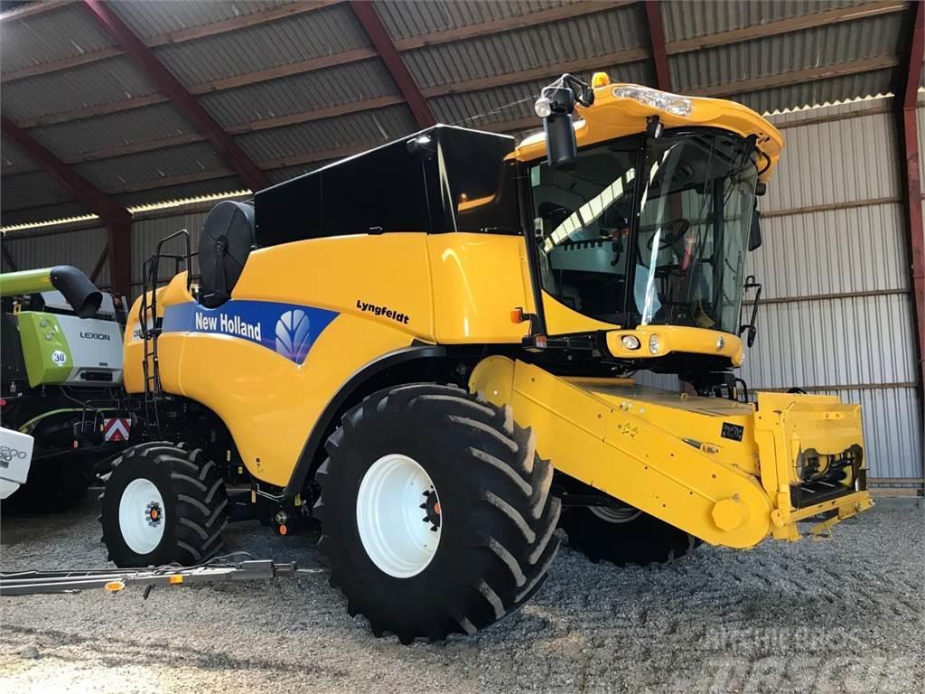 New Holland CX 8080 FSH