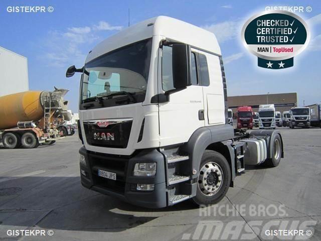 MAN TGS 18.440 4X2 BLS-TS Tara 7.291 kg