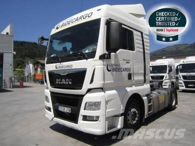 MAN TGX 18.440 4X2 BLS Efficientline 2, Lane-Guard
