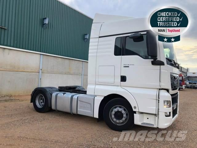 MAN TGX 18.440 4X2 BLS Lane-Guard-System (LGS)