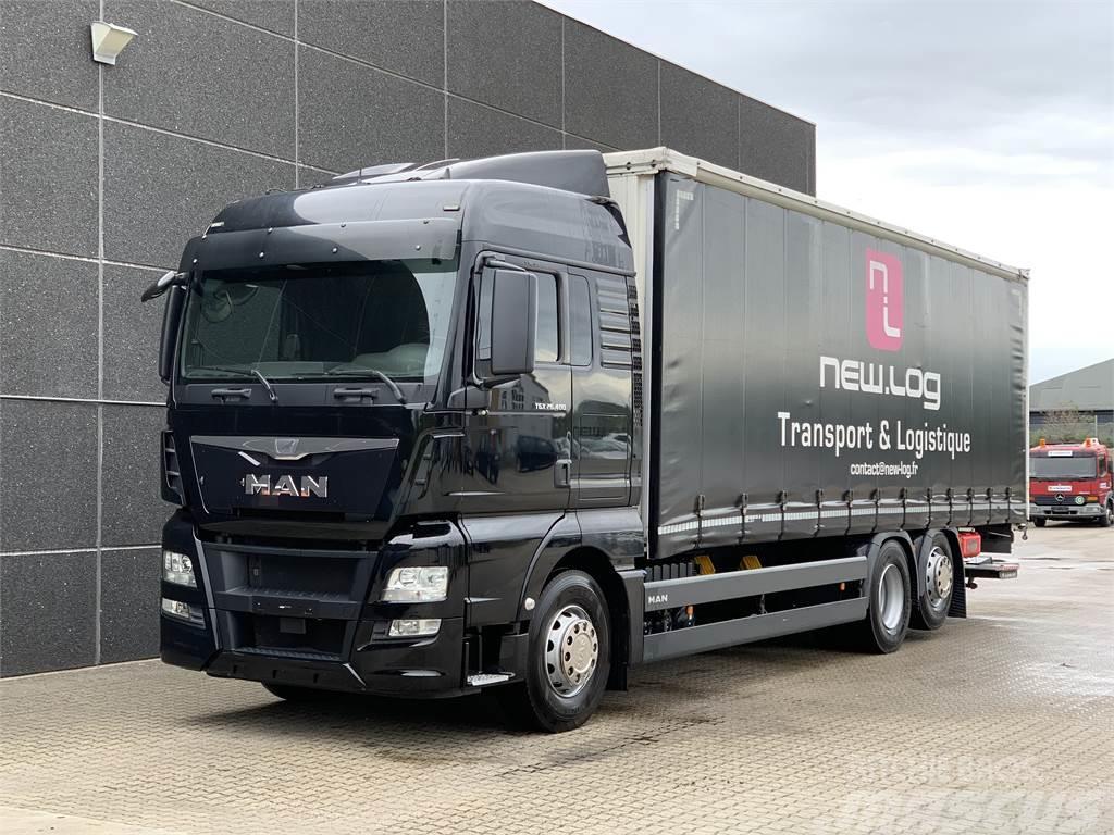 MAN TGX 26.400 6x2-4 Euro 6