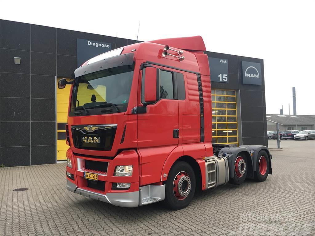 MAN TGX 26.480 6x2-2 Euro 6