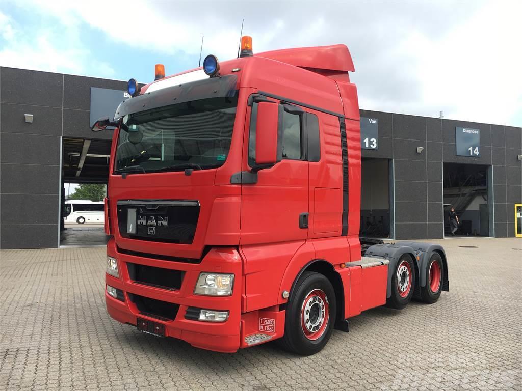 226abd68ac MAN -tgx-26-480-6x2-euro-5 truck Tractor Units Year of Mnftr  2012 ...