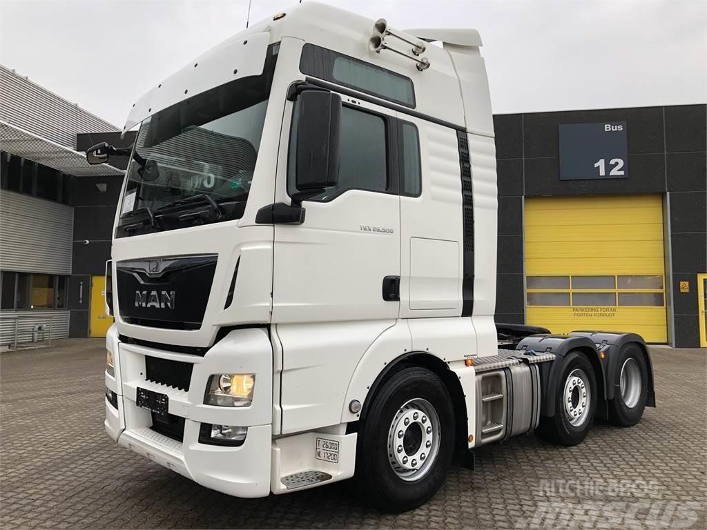 MAN TGX 26.500 6x2 Euro 6