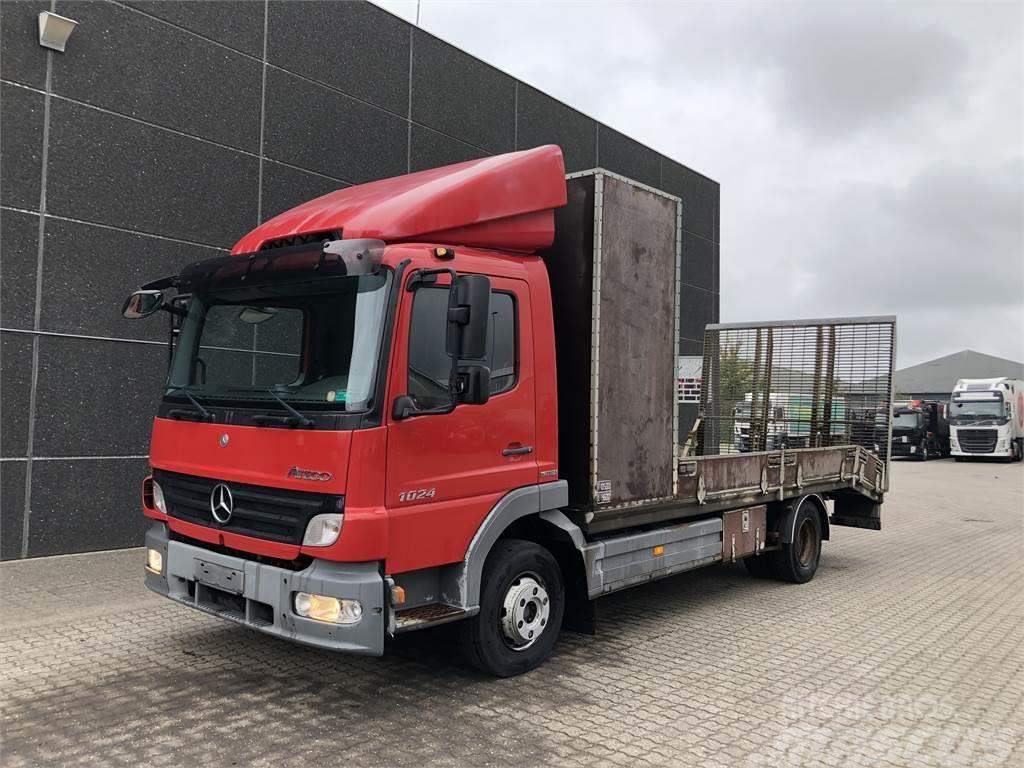 Mercedes-Benz Atego 1024