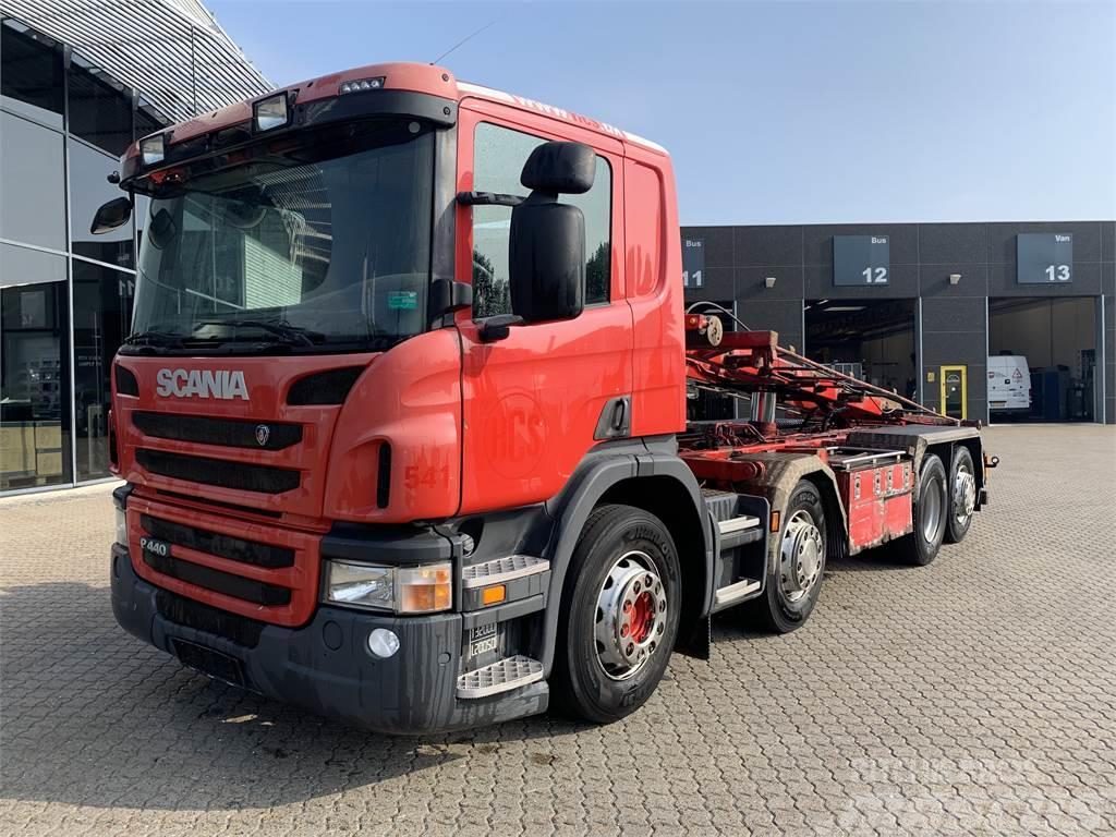 Scania R440 8x2-6 Euro 5
