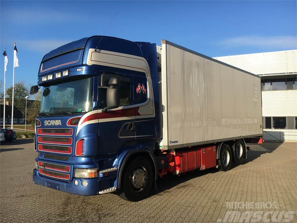 Scania R500 6x2 Euro 4