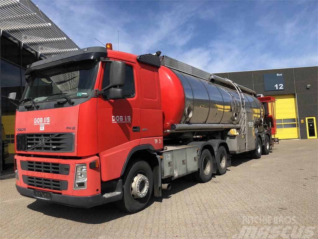 Volvo FH12 460 6x4 Asphalt