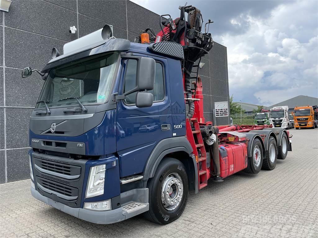 Volvo FM500 8x2-4 Euro 6