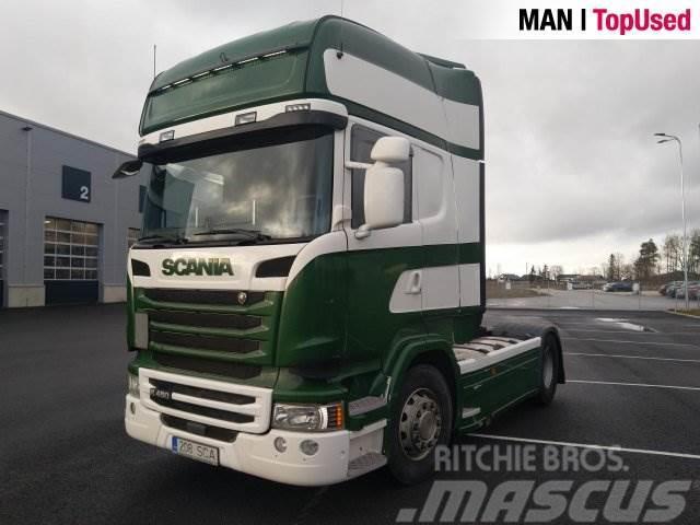 Scania R450 331kW EURO 6 Topline