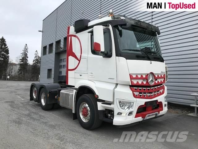 Mercedes-Benz AROCS 2651 6x4 HAD