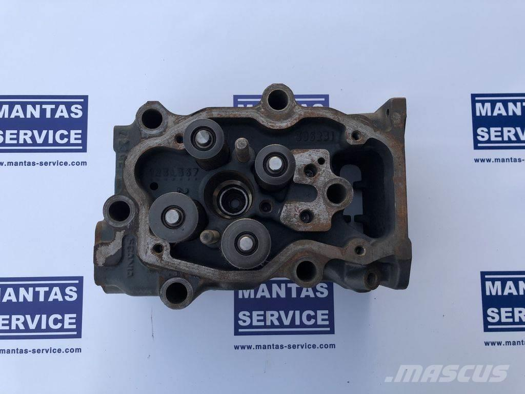 [Other] spare part - engine parts - cylinder head
