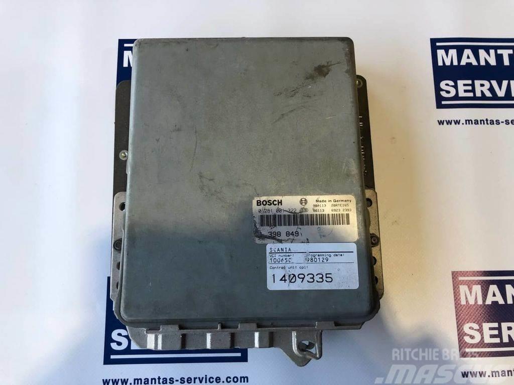 [Other] spare part - electrics - control unit