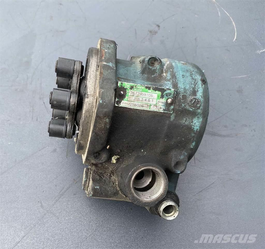 [Other] spare part - suspension - power steering pump
