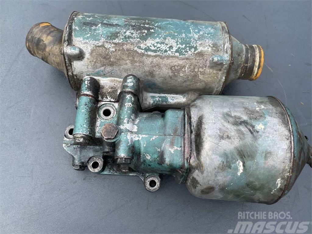 Scania 350061, 1368736 oil cooler