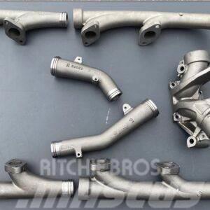 Scania DC16 Exhaust manifold kit
