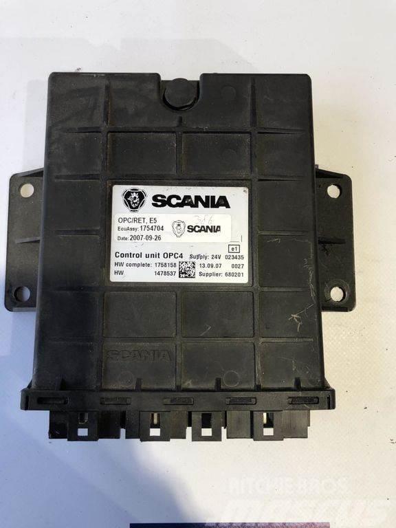 Scania ECU