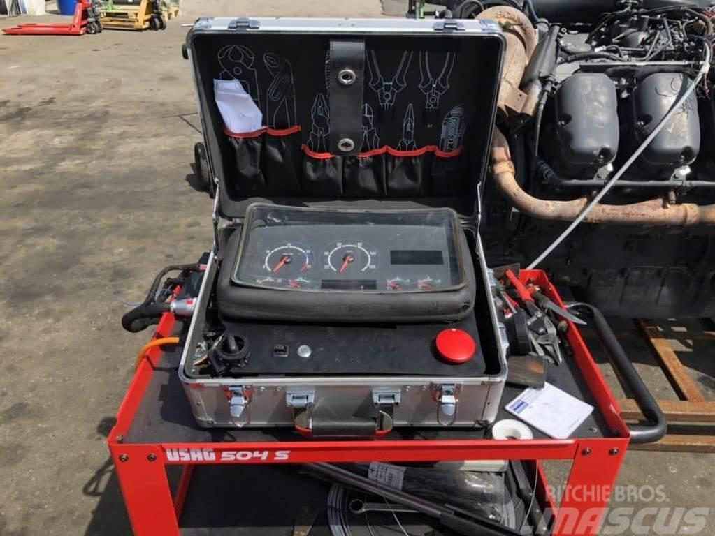 Scania ECU REPAIR SERVICE ECU / EMS S6 – S7 – S8 / HARDWA