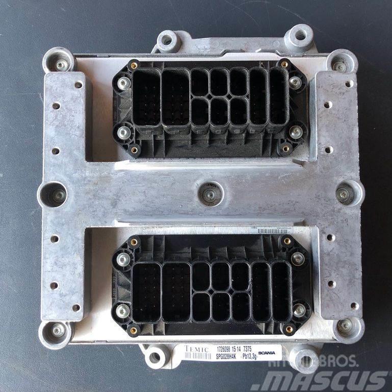 Scania spare part - electrics - control unit