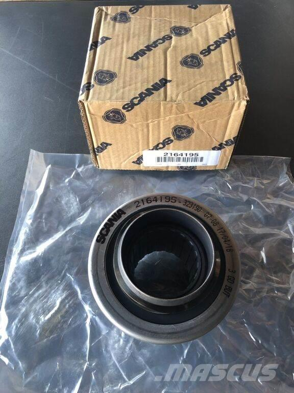 Scania spare part - transmission - throwout bearing