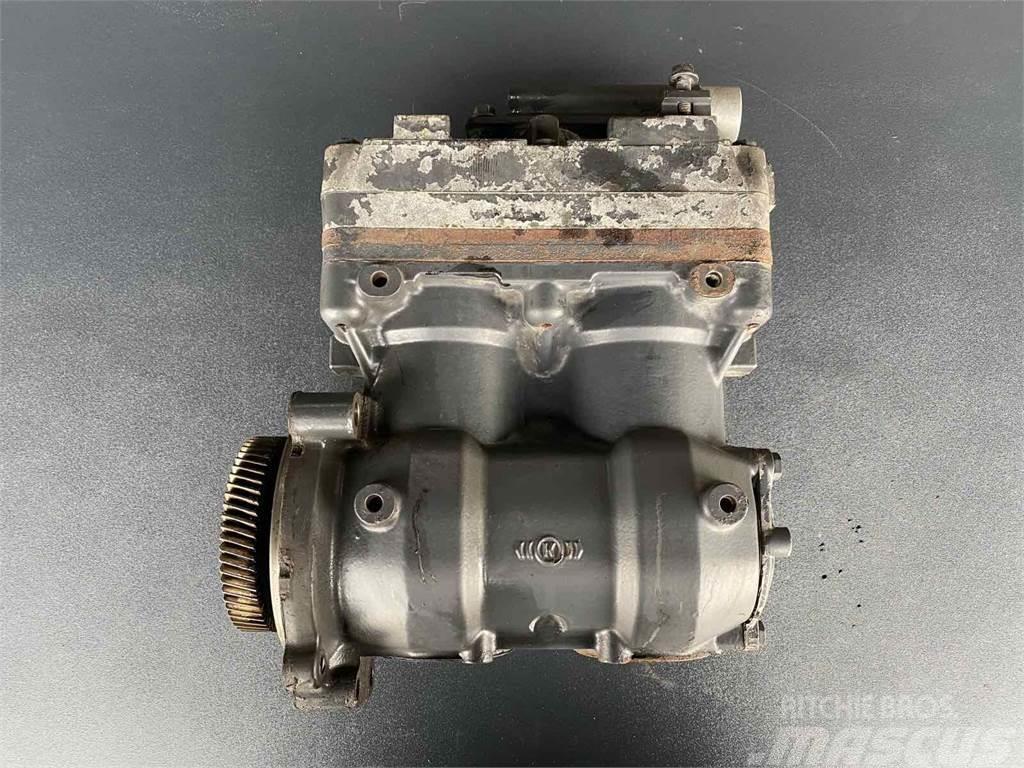 Scania spare part - pneumatics - pneumatic compressor