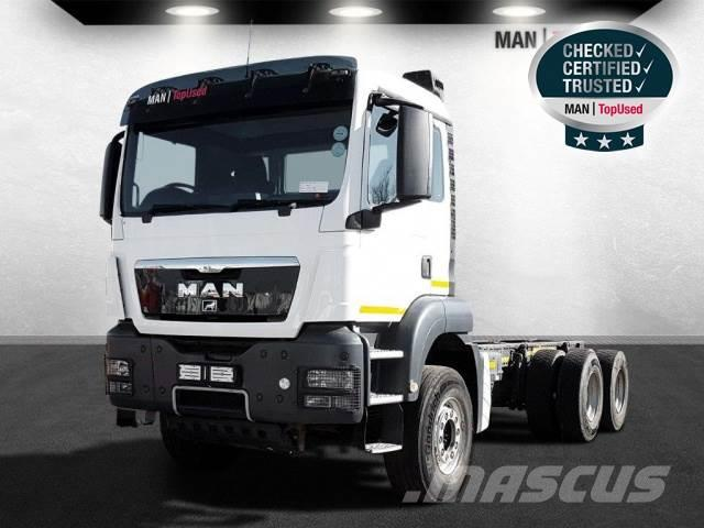 MAN 33-480 6X4 BB- M WB4500