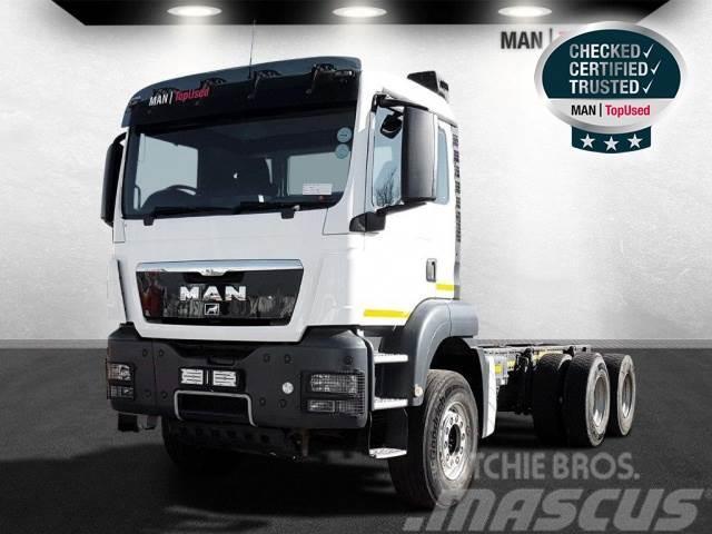 MAN 33.480 6X4 BB-M WB4500