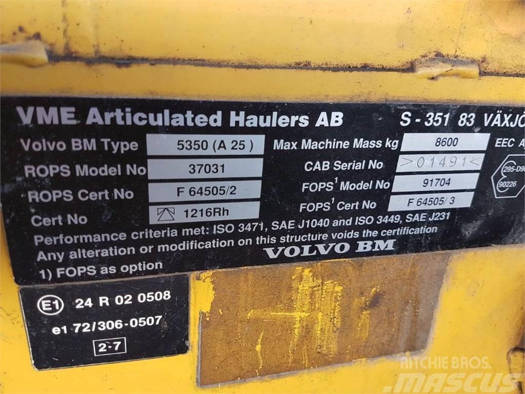 Volvo A25B
