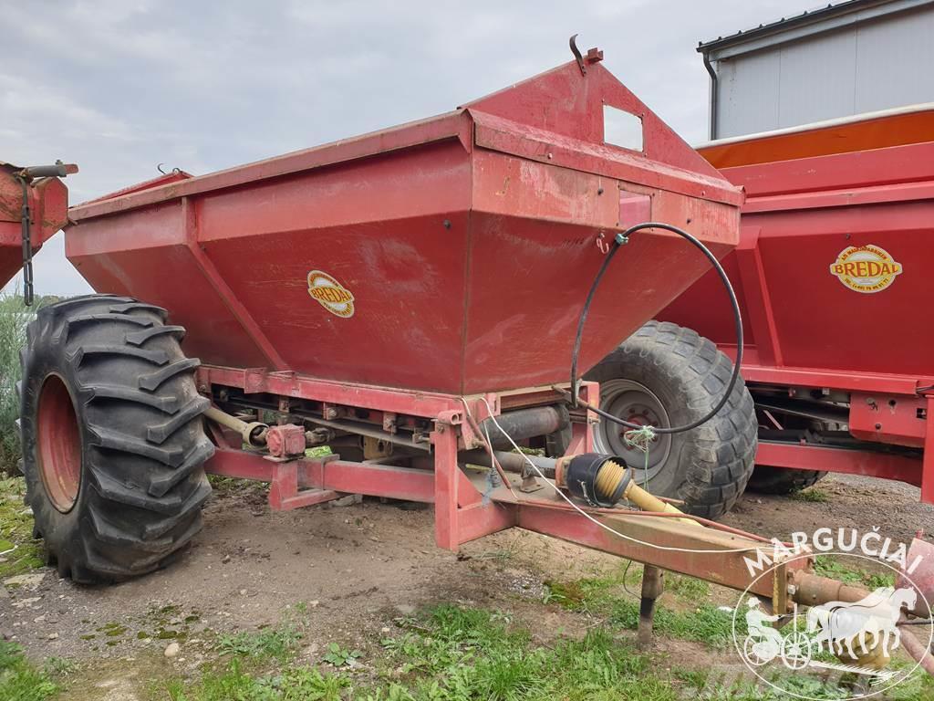 Bredal B80, 8000 ltr.