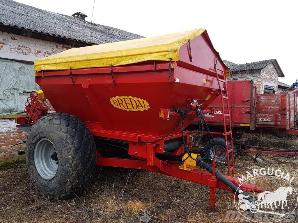 Bredal K65, 6500 ltr.