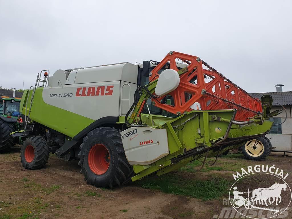 CLAAS Lexion 540, 6,6 m.