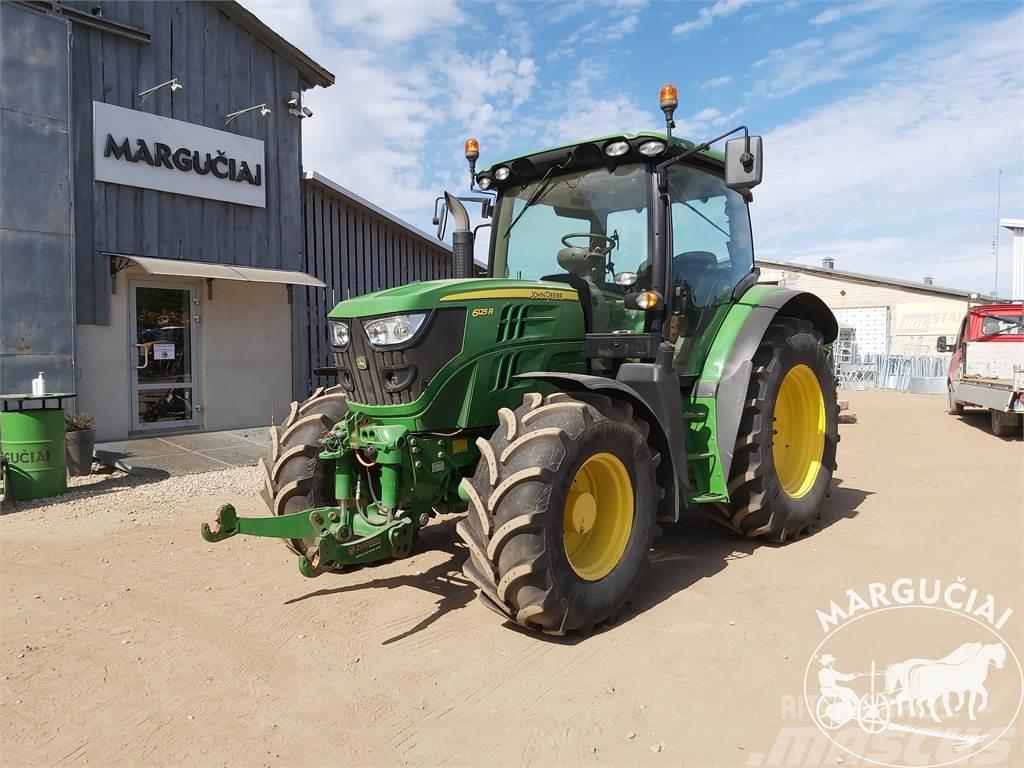 John Deere 6125R, 117 - 150 AG