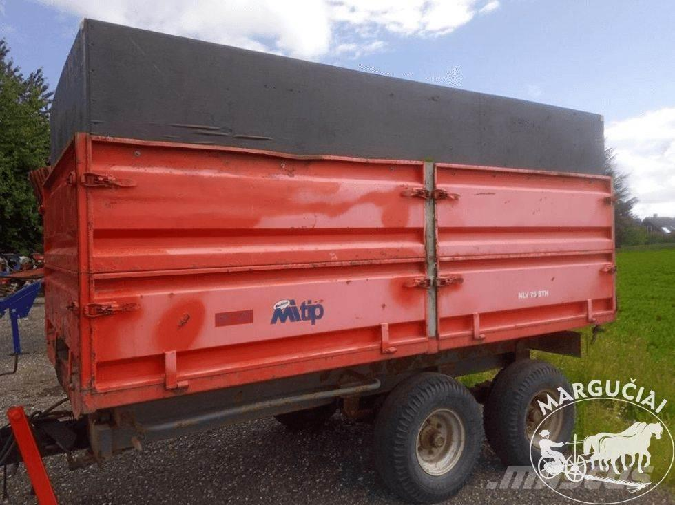 Kimadan MiTip NLV 75 BTH, 7500 kg.