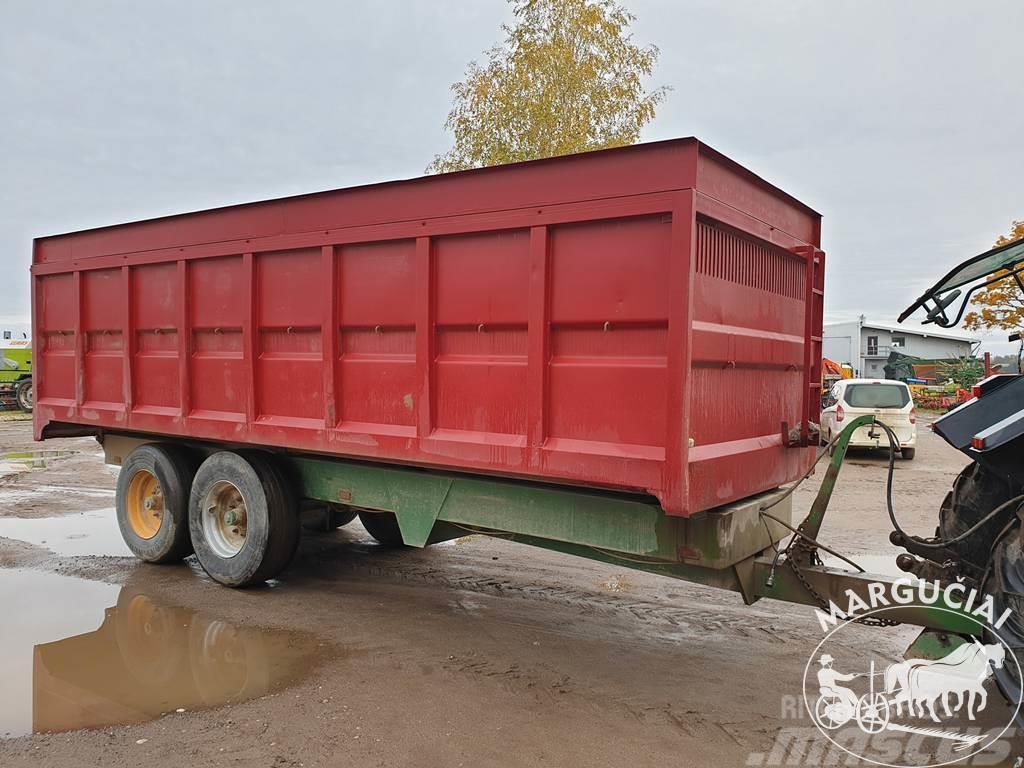 Marshall 14500 kg.