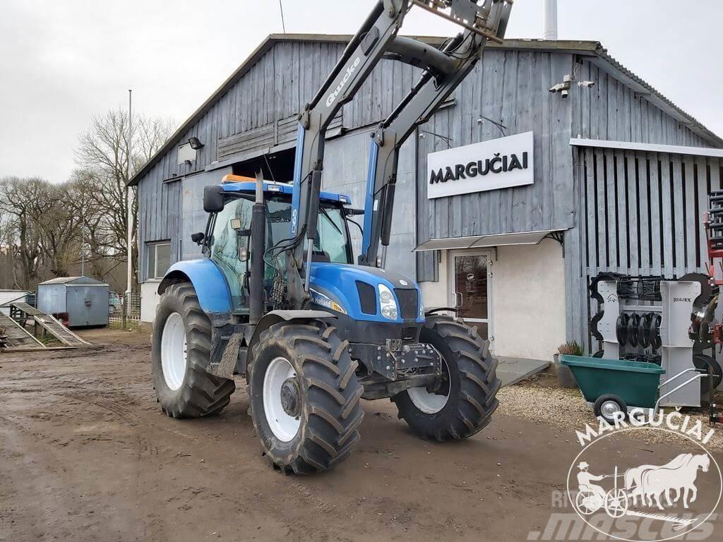 New Holland T6080, 155 - 178 AG