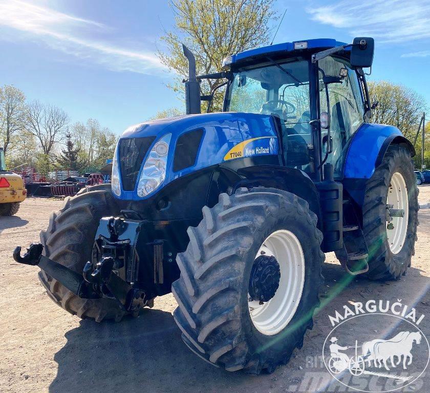 New Holland T7040, 180 AG