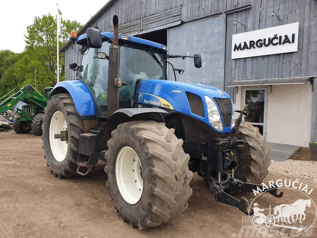New Holland T7070, 224 - 250 AG