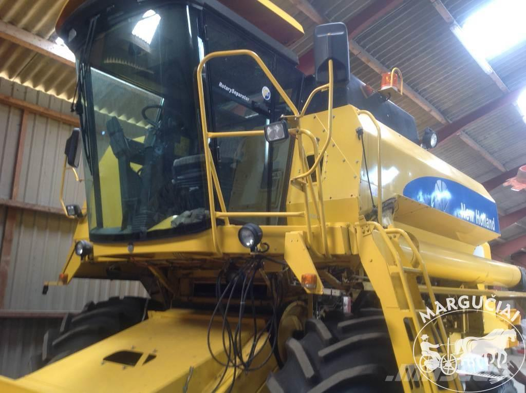 New Holland TC56 RS Hydro, 5,1 m.