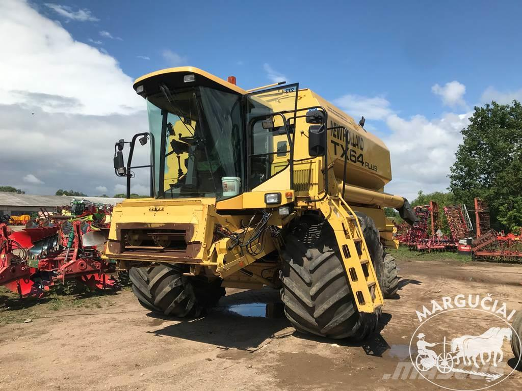 New Holland TX64 Plus, 5,1 m.