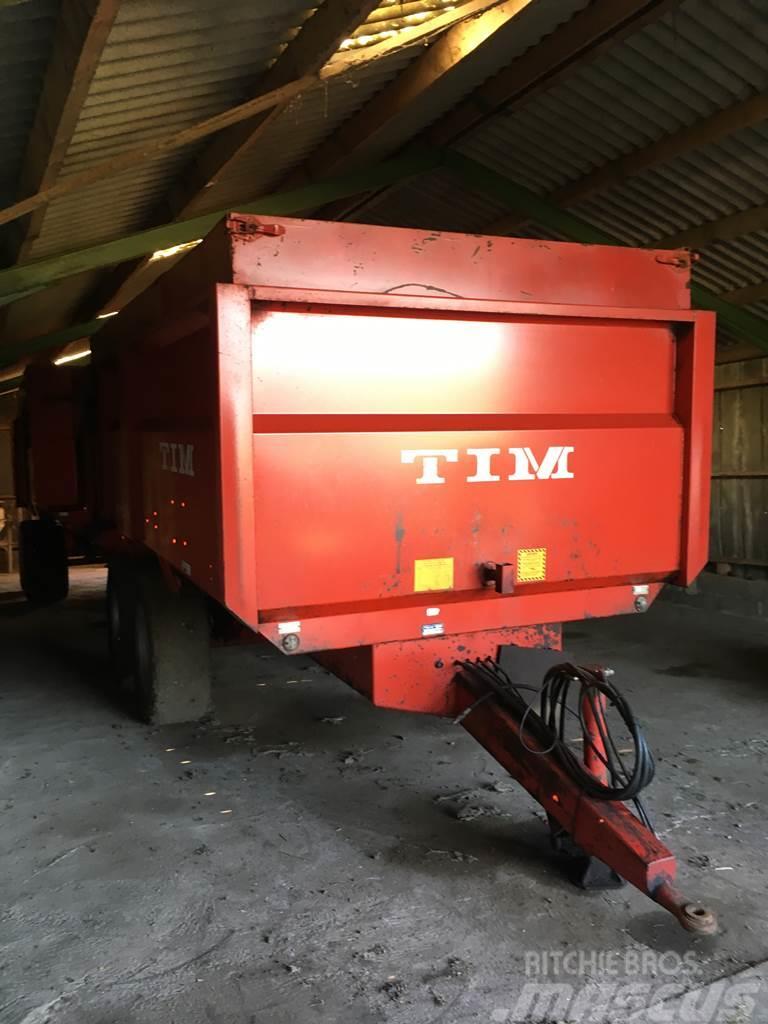 Tim 125/150, 12500 kg.